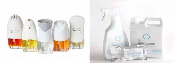 Diferencias entre ambientadores y neutralizadores de olor